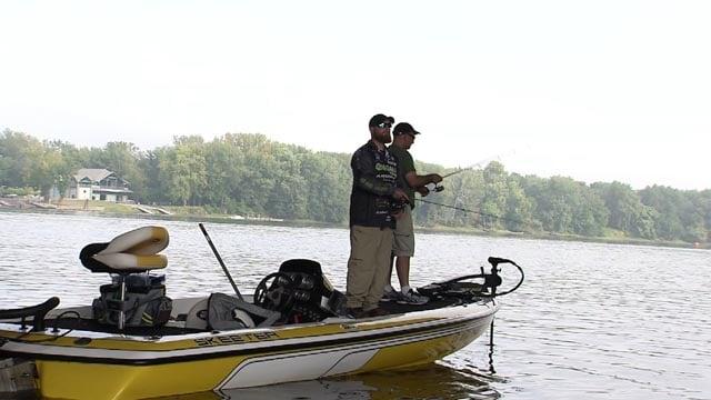 Veterans participate in an annual fishing tournament (WFSB)