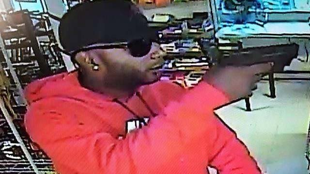Police say this man robbed a grocery store in Winchester on Monday (Winchester Police)