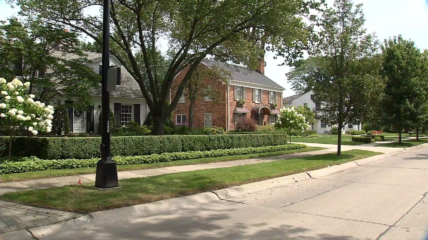 Grosse Pointe, MI is a suburb of Detroit and was affected by the city's bankruptcy. (WFSB)