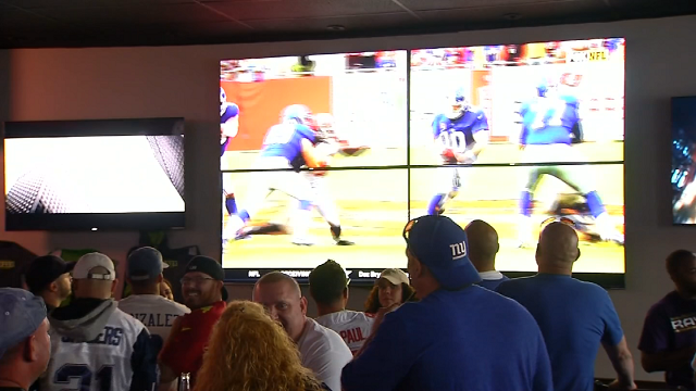 The owner of a Wallingford sports bar has pulled the plug on showing NFL games in protest of some players who refuse to stand for the national anthem. (WFSB)