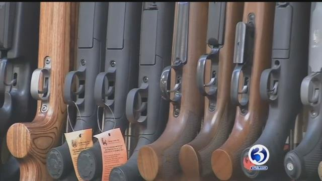 The latest deadly mass shooting is heating up the gun control debate (WFSB)