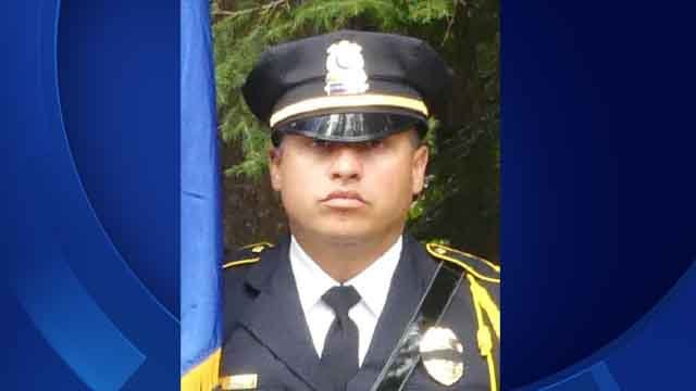 Watertown Police Officer Reynaldo Torres will be helping in the aftermath of Hurricane Maria in Puerto Rico (Watertown Police Dept.)