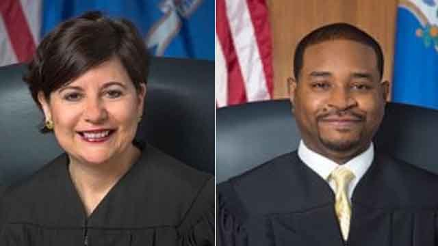 Maria Araujo Kahn and Raheem Mullins were nominated to serve as justices on the CT Supreme Court (Gov. Dannel Malloy)