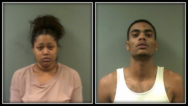Two people are facing charges after being found with 5 kilograms of suspected fentanyl. (CT State Police)