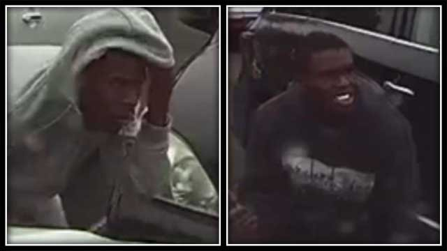 Police say these men are accused of breaking into cars in Rocky Hill (Rocky Hill Police)