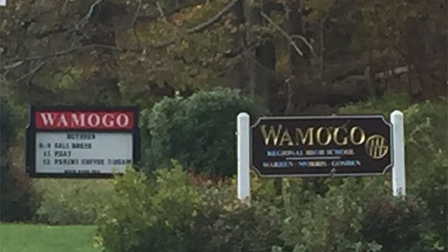 A comment overheard at Wamogo High School in Litchfield has state police investigating. (WFSB)