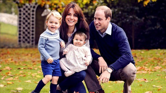 The Duke and Duchess of Cambridge are expecting their third child in April, the palace announced on Tuesday. (MGN)