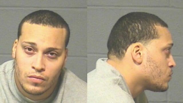 Edgardo Montanez was arrested following a gun battle in Hartford back in June. (Hartford police)