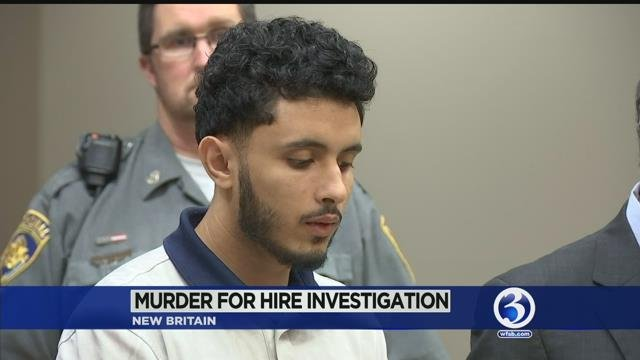 Video: New Britain police make murder-for-hire arrest