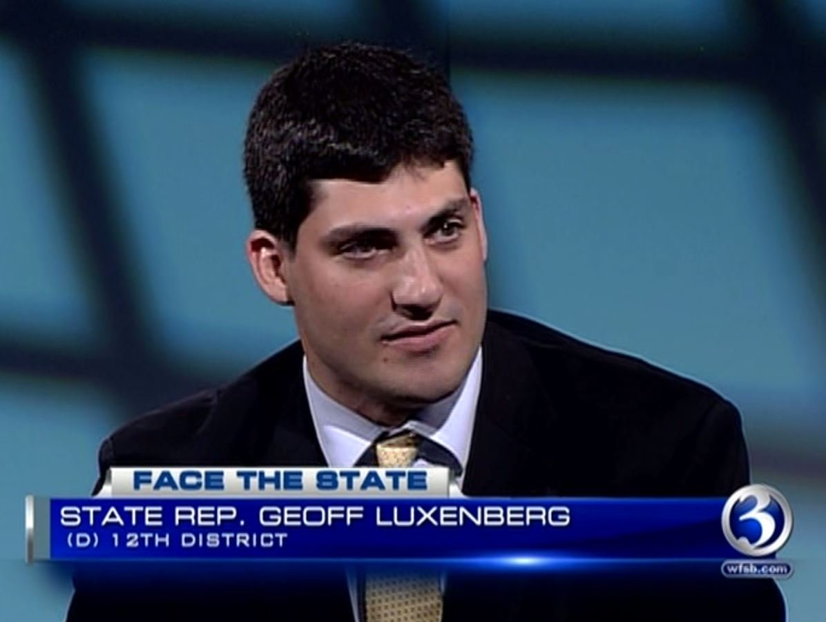 Geoff Luxenberg, the chief of staff for Drew, resigned on Wednesday morning. (WFSB file photo)