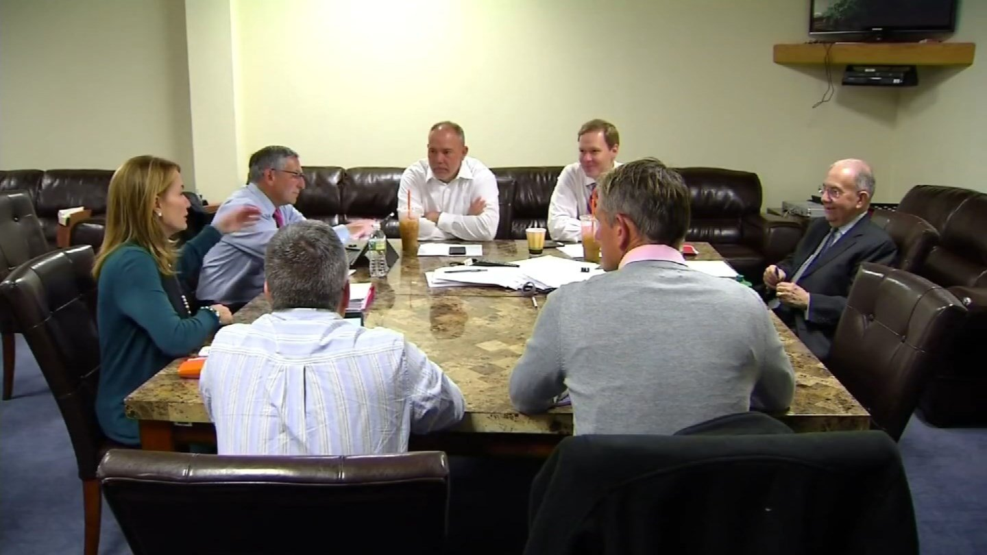 Lawmakers said they arrived at an agreement on a state budget. (WFSB)