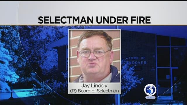 Jay Linddy was fired following sexual harassment allegations
