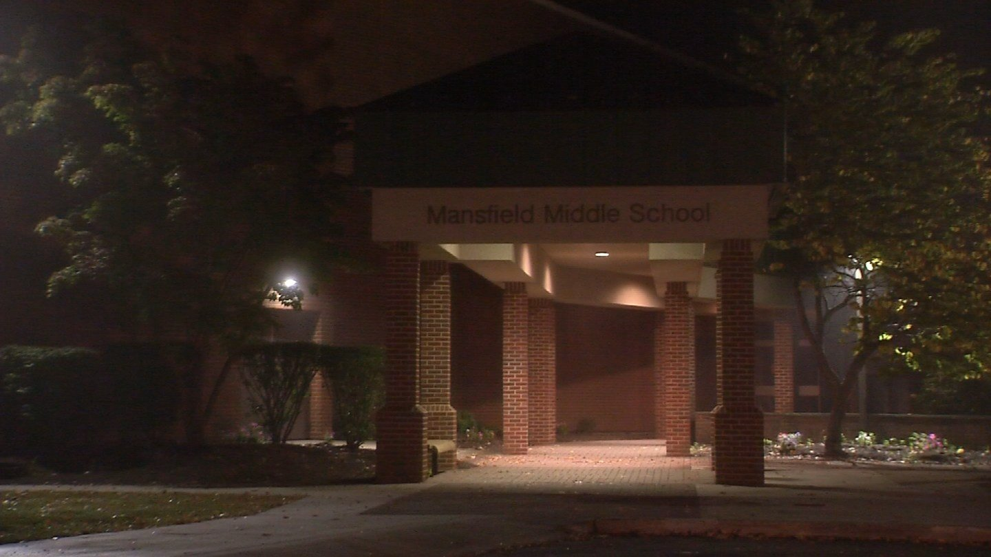 State police will be at the Mansfield Middle School following an online threat. (WFSB)