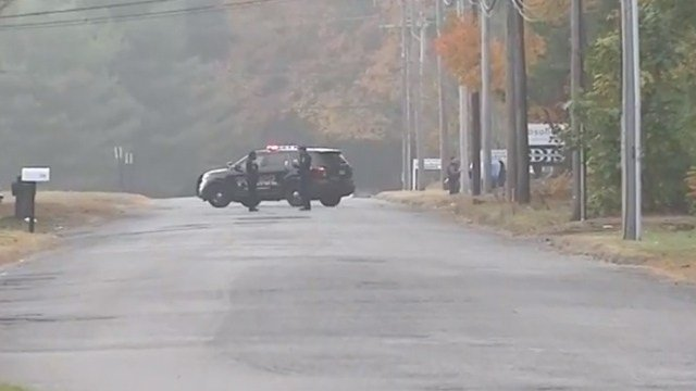 A bomb threat evacuated the Jacobs Vehicle Systems company in Bloomfield on Monday morning. (WFSB)