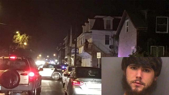 A search for home invasion suspect Brandon Uzialko ended with his death on Tuesday night. (WFSB/Police)