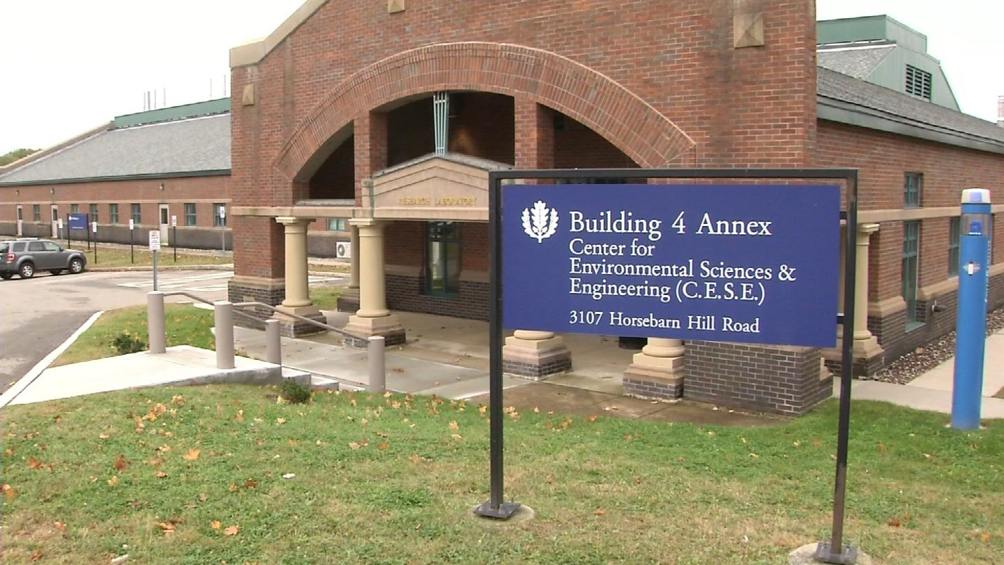 UConn can't account for $745,955 worth of equipment from its Center for Environmental Sciences and Engineering. (WFSB)