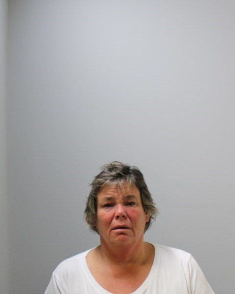 48-year-old Kelli Birkbeck of Pawcatuck was arrested by Ledyard Police on Saturday night for drunk driving. (Photo Courtesy of Ledyard Police Department)