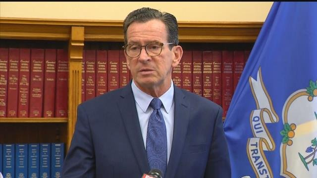 Gov. Dannel Malloy  will discuss the state budget and its impact on transportation. (WFSB file photo)