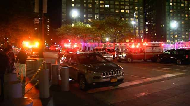 The investigation into NYC's terror attack is expected to continue for days (WFSB)