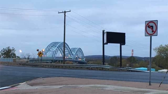 Police are investigating a deadly crash that happened on the Arrigoni Bridge (WFSB)