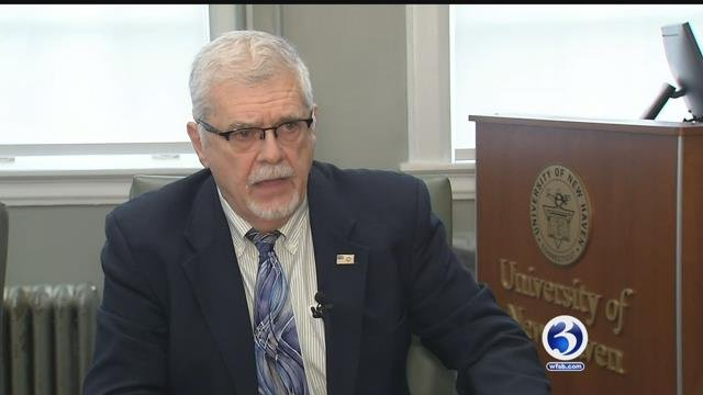 Ken Gray, a former FBI agent, said the latest mass shootings are becoming more deadly. (WFSB)