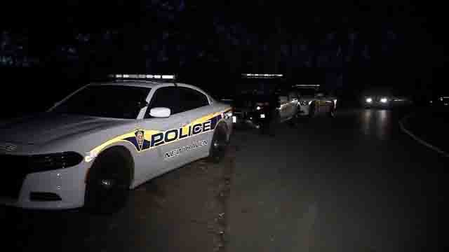 Crews were out searching East Rock Park on Wednesday for a 37-year-old man (WFSB)