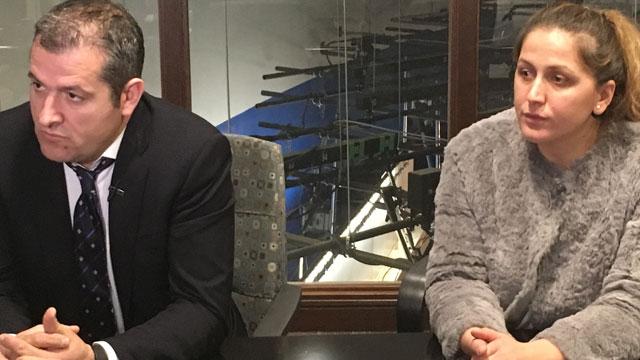 Viron Rondos and Denada Rondos said they have not done anything wrong. (WFSB)