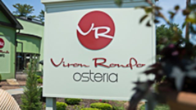 Viron Rondos owns Viron Rondo Osteria (Viron Rondo Osteria)