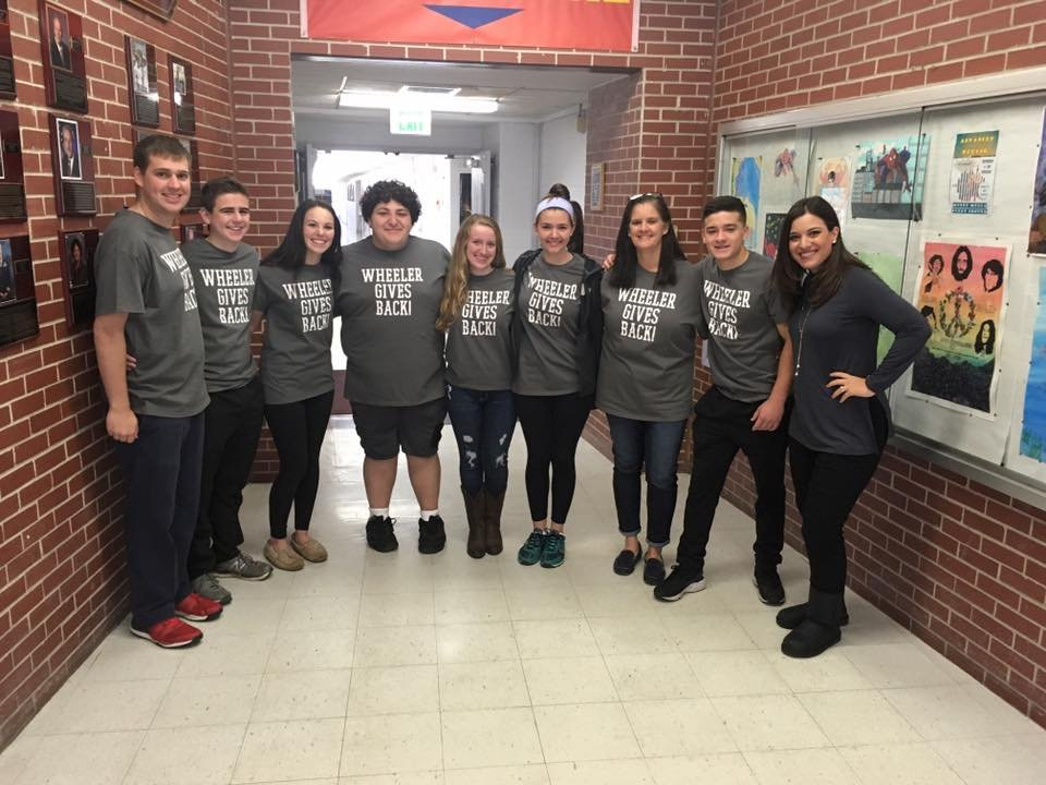 These students are headed to Texas to help rebuild (WFSB)