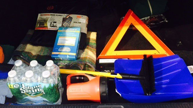 AAA shows us what should be in your emergency kit. (AAA)
