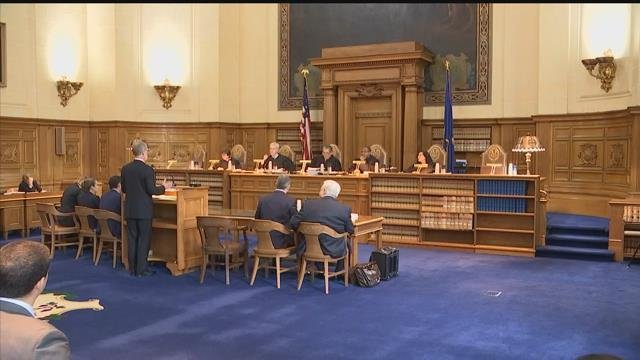 Attorneys representing Remington deliver a rebuttal to claims from the Sandy Hook families that the gun maker should be held responsible for the 2012 shooting. (WFSB)