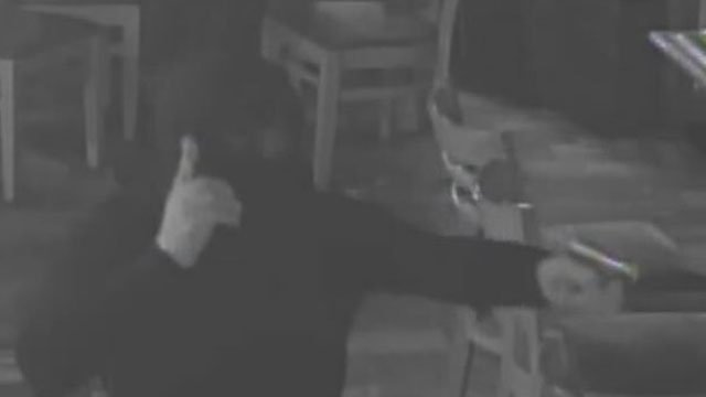 Police have released photos of suspect in the shooting of a bartender. (Stratford Police Department)