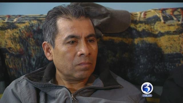 Mariano Cardoso Sr. is expected to be deported on Dec. 12. (WFSB)