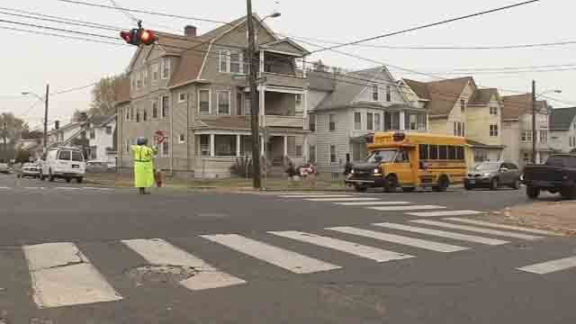 Hartford police are investigating two attempted abductions that happened near a school (WFSB)