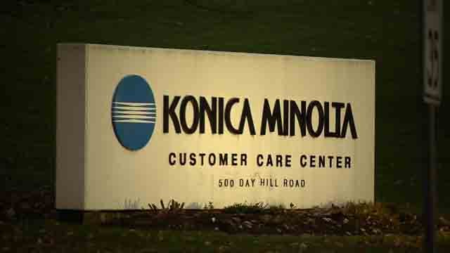 Konica Minolta in Windsor is looking to move its headquarters out of CT (WFSB)