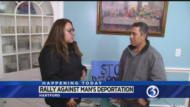 Devastating deportation orders set to tear CT family apart