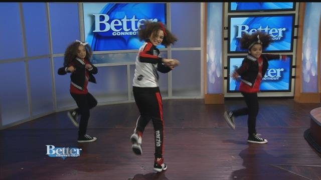 Meet a Connecticut kid dancing her way to the Thanksgiving Day Parade!