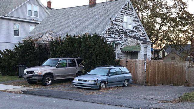Several animals were seized from a home in Torrington on Friday morning. (WFSB)