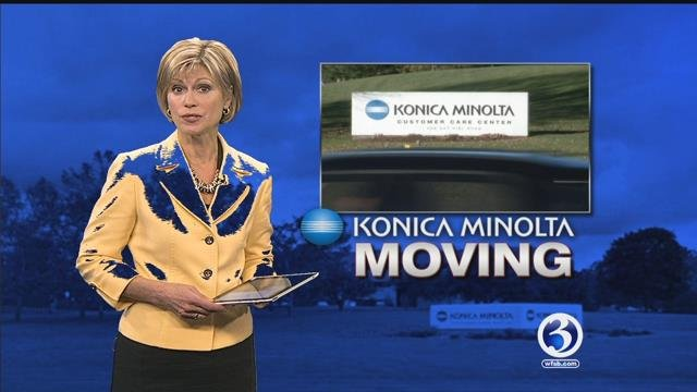 Konica Minolta plans to move hundreds of jobs out of CT