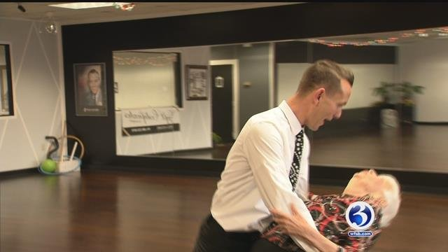 Researchers said that folks may be able to dance away dementia. (WFSB)