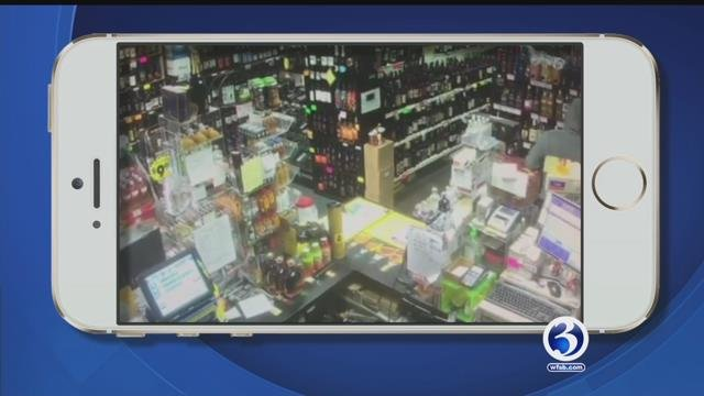 VIDEO: Police search for woman who stole cancer survivor's donation jar