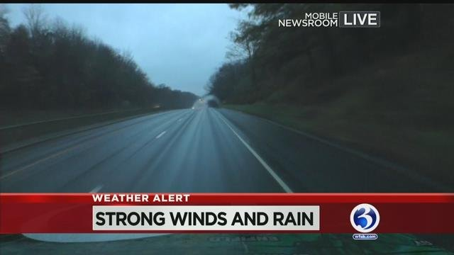 Weather Tracker checks out road conditions