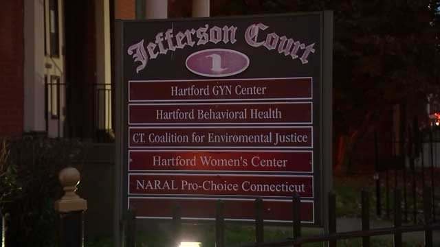 An anti-abortion center in Hartford is coming under fire (WFSB)