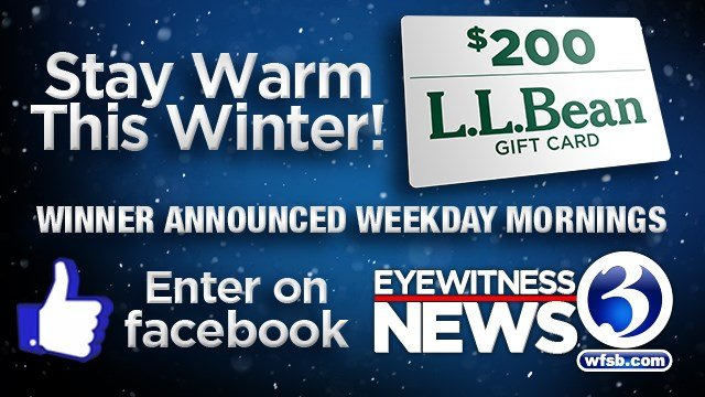 Rules for WFSB L.L. Bean gift card sweepstakes - WFSB 3 Connecticut