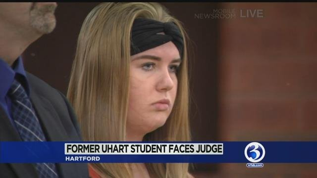 Video: Courtroom packed when Ex-UHart student faces a judge in bullying case