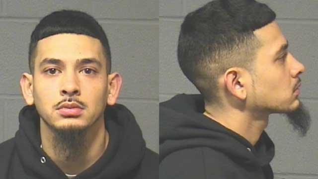 Nathen Negron is accused in a deadly hit-and-run that happened in September. (Hartford Police)