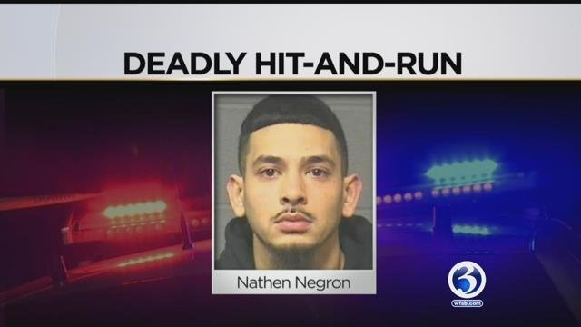 Video: Relative of Hartford officer facing charges in deadly hit-and-run