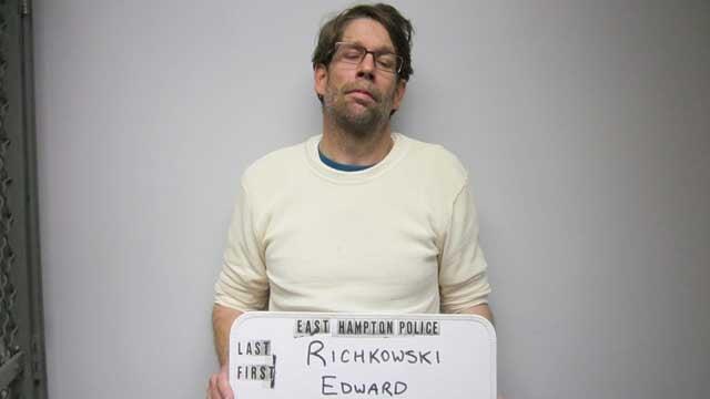 Edward Jon Richkowski (East Hampton Police)