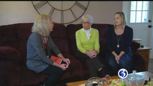Video: Holidays increase chances of domestic violence