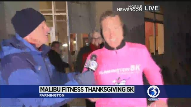 VIDEO: Scot previews Malibu Fitness Thanksgiving 5K
